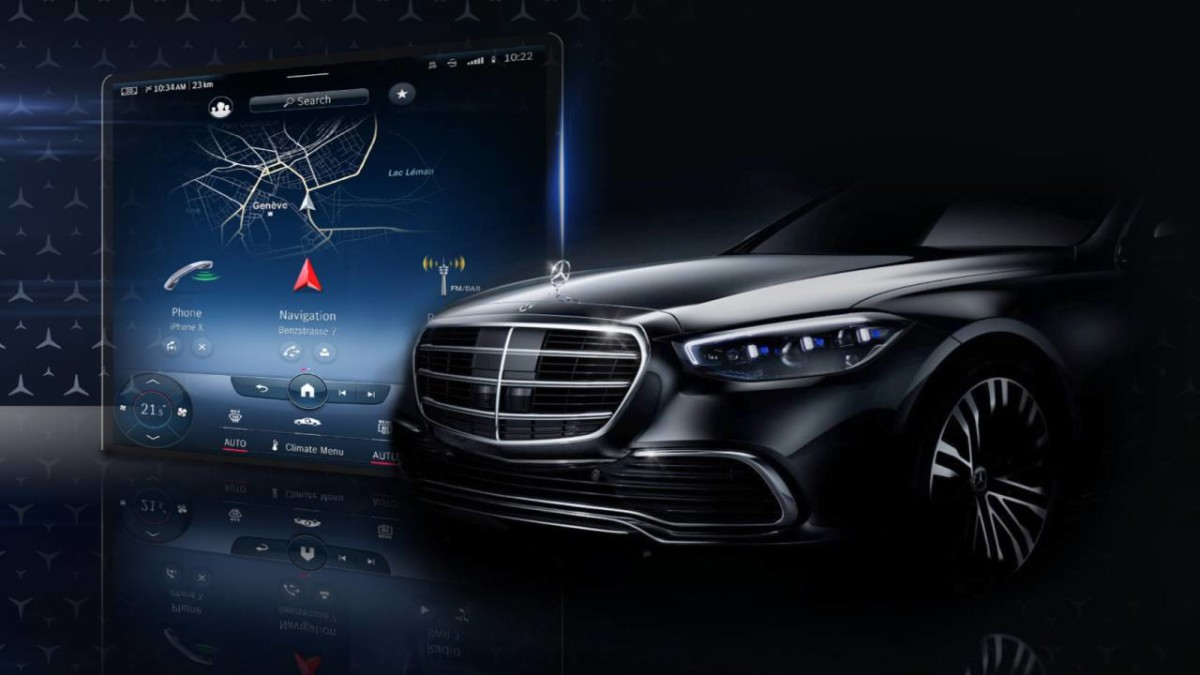 Mercedes Benz Cp Nht Ng Dng Mercedes Me Connect Cho Ios Va Android B